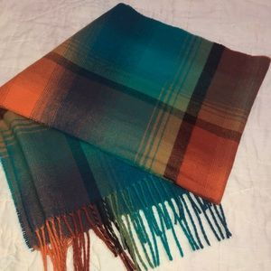 Accessories - Plaid scarf